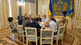 Tân Tổng thống Ukraine sẽ trưng cầu ý dân về tiến trình đàm phán với Nga