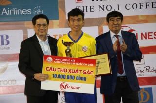 Công Minh với cú hattrick, Gia Định FC thắng Long An 4-2