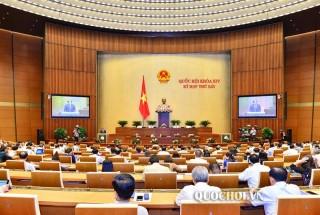 Thông cáo số 3 Kỳ họp thứ 7, Quốc hội khóa XIV