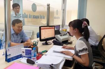 Trung tâm phục vụ hành chính công tỉnh: Hướng tới liên thông để xử lý thủ tục hành chính tiện lợi