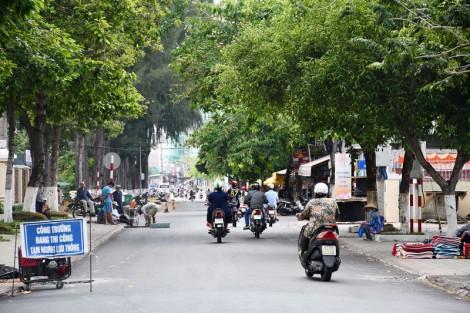 Đảm bảo an toàn giao thông ngã tư đường Hai Bà Trưng - Trần Quốc Tuấn