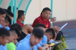 Ông Hoàng Văn Phúc rời ghế HLV trưởng Quảng Nam