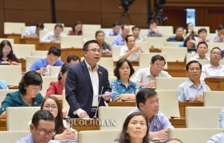 Đại biểu Quốc hội tỉnh Bến Tre thảo luận Luật Thi hành án hình sự (sửa đổi)