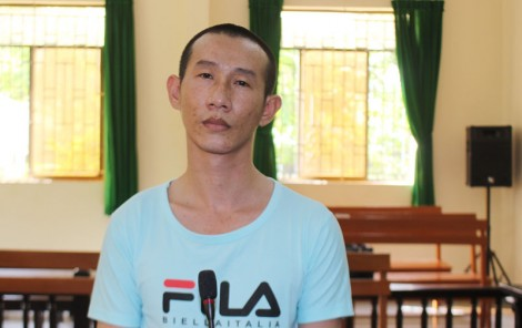 Nghiện ma túy, trộm cắp tài sản, bị phạt 9 tháng tù