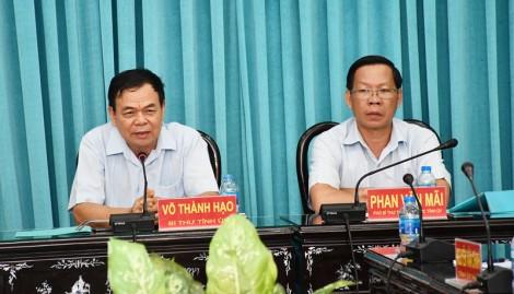 Họp Ban Chỉ đạo xây dựng tầm nhìn chiến lược phát triển tỉnh