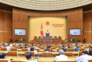 Thông cáo số 5 Kỳ họp thứ 7, Quốc hội khóa XIV