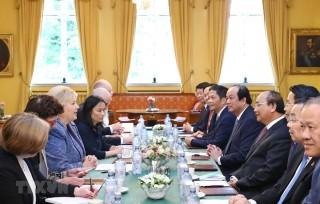 Việt Nam và Na Uy sẽ sớm ký kết Hiệp định thương mại tự do