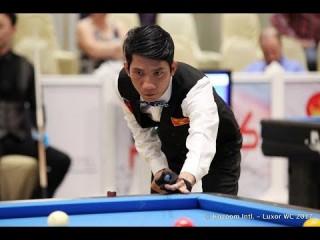 Ngô Đình Nại đánh bại cao thủ số 1 thế giới tại World Cup TP.Hồ Chí Minh 2019