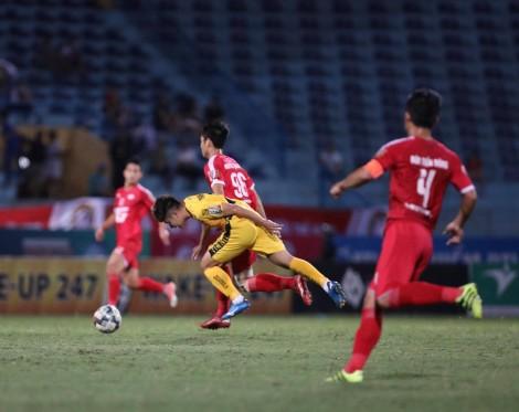 Vòng 11 V-League: Viettel đánh bại Hải Phòng 2-0