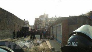8 người thương vong trong 2 vụ nổ tại thủ đô của Nepal
