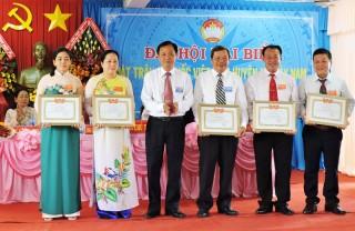 MTTQ Việt Nam huyện Mỏ Cày Nam, Bình Đại tổ chức thành công Đại hội nhiệm kỳ 2019 - 2024