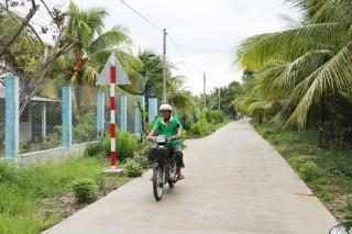 Sơn Đông vượt khó xây dựng nông thôn mới