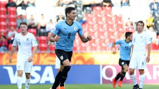 World Cup U20: U20 Uruguay nhất và U20 New Zealand nhì bảng