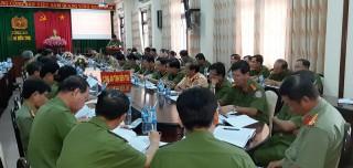 Hội nghị triển khai Luật Phòng, chống tham nhũng và Luật Tố cáo năm 2018
