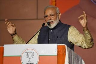 Thủ tướng Ấn Độ cải tổ nội các