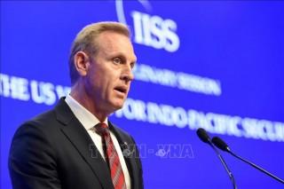 Mỹ kêu gọi phối hợp duy trì hòa bình và ổn định tại Ấn Độ Dương -Thái Bình Dương