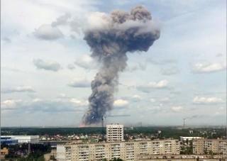 Nổ nhà máy sản xuất thuốc nổ tại Nga, ít nhất 38 người thương vong
