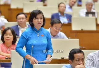 Đại biểu Quốc hội đơn vị tỉnh tham gia chất vấn Bộ trưởng Bộ Công an