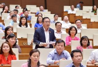 Đại biểu Quốc hội đơn vị tỉnh chất vấn Bộ trưởng Bộ Xây dựng