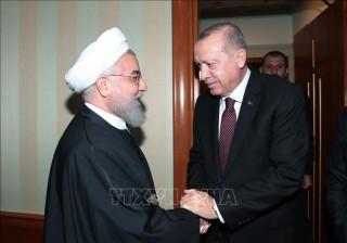 Iran và Thổ Nhĩ Kỳ sẽ mở rộng quan hệ láng giềng