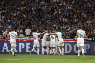 Vòng loại Euro 2020: Đội tuyển Italia dễ dàng đánh bại đội tuyển Hy Lạp