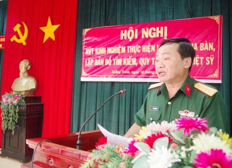 Ban Chỉ đạo 515 tỉnh tổ chức rút kinh nghiệm thực hiện kết luận địa bàn