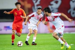Trung Quốc có trận thắng thứ hai trước vòng loại World Cup 2022