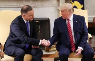 Tổng thống Trump: Mỹ triển khai thêm 1.000 binh sĩ tới Ba Lan
