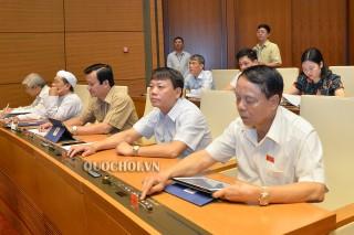 Quốc hội chính thức thông qua Luật Quản lý thuế (sửa đổi)
