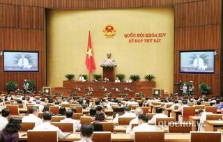 Thông cáo số 19, Kỳ họp thứ 7, Quốc hội khóa XIV