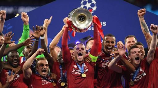 Kết quả bốc thăm Champions League 2019/20