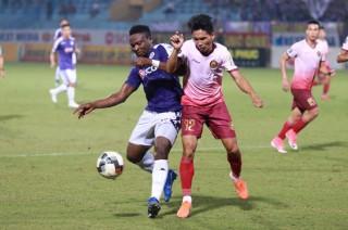 Vòng 13 V-League 2019:  Hà Nội FC đánh bại  Sài Gòn 2-0