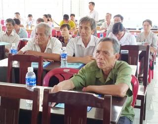 60 nông dân tiếp cận các tiêu chuẩn, quy định xuất khẩu trái cây chính ngạch