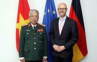 Thúc đẩy quan hệ hợp tác quốc phòng giữa Đức và Việt Nam