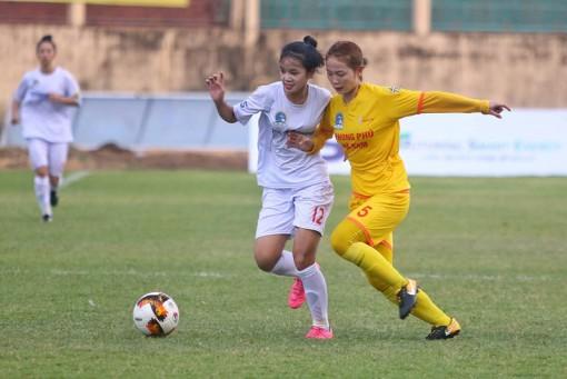 Vòng 2 giải nữ vô địch quốc gia - cúp Thái Sơn Bắc 2019:  Phong Phú Hà Nam, TKS.VN thắng đậm