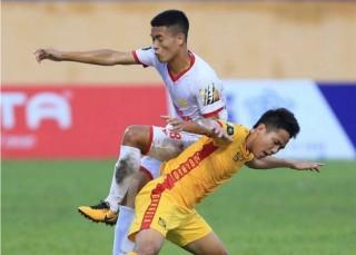 V.League 2019: Nam Định FC lội ngược dòng thắng SHB Đà Nẵng  2-1