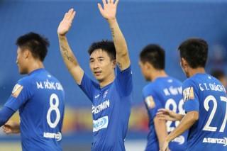 Vòng 13 V-League 2019:  Than Quảng Ninh, SLNA  và Viettel giành chiến thắng