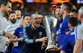 Juventus chào đón tân HLV trưởng Maurizio Sarri