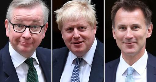 Các ứng cử viên thủ tướng Anh bất đồng về chính sách Brexit