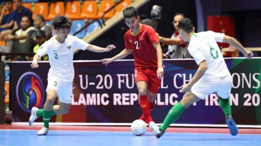 Thua Indonesia, Việt Nam dừng bước ở tứ kết giải Châu Á