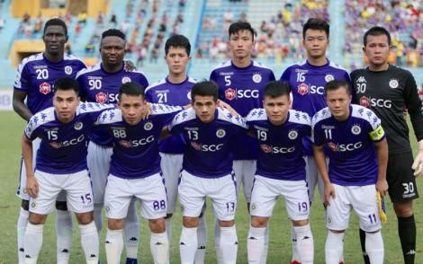 Hà Nội FC cầm hòa trên sân khách Ceres Negros
