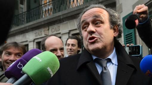 Huyền thoại Platini bị bắt vì nghi án hối lộ