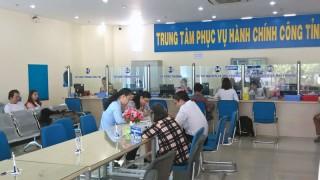 Trung tâm Phục vụ hành chính công tỉnh hoạt động ổn định