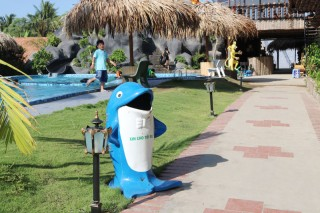 Xây dựng môi trường du lịch xanh