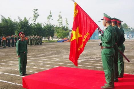 """Trung đoàn 895: """"Phát huy truyền thống, cống hiến tài năng, xứng danh Bộ đội Cụ Hồ"""""""