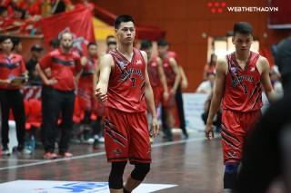 Thang Long Warriors hạ gục đương kim vô địch trên sân nhà
