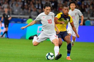 Copa America 2019:  Nhật Bản cầm hòa Ecuador - cả hai  đều bị loại