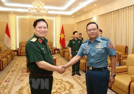 Đối thoại Chính sách Quốc phòng Việt Nam-Indonesia lần thứ nhất