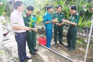 Kiểm tra kết quả thực hiện chương trình phối hợp công tác dân vận