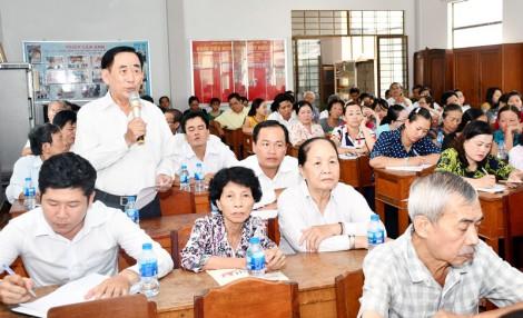 Triển khai giải pháp hoàn thành các chỉ tiêu Nghị quyết HĐND tỉnh